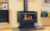 Nectre Gas Log Fire_4