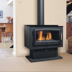Nectre Gas Log Fireplace
