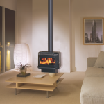 HESTIA - Freestanding Convection Fireplace
