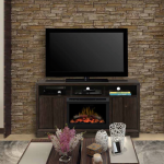 Bayne electric fireplace