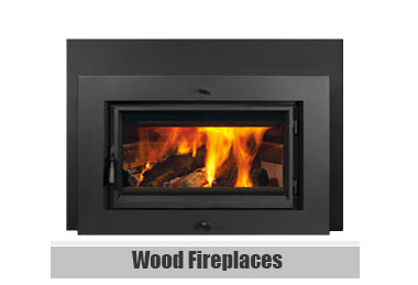 Wood Fireplace Menu