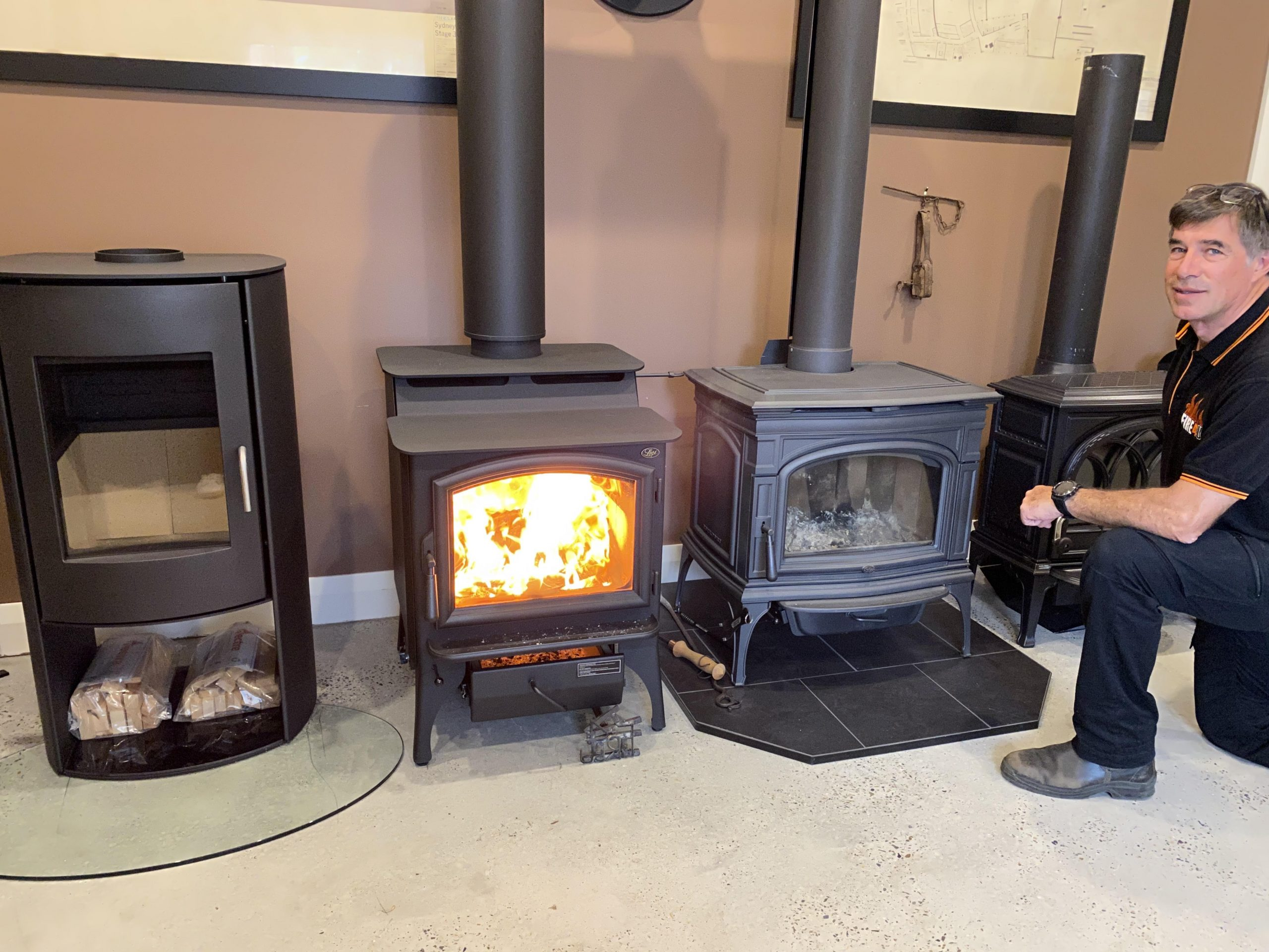 About Blue Mountains Fireplaces